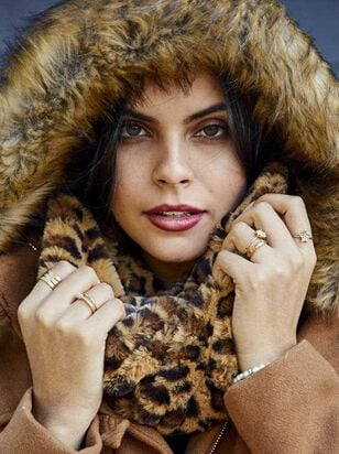 Leopard Infinity Scarf - A'Beautiful Soul