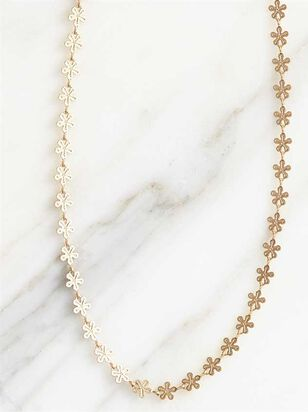 Oh My Flowers Choker Necklace - A'Beautiful Soul