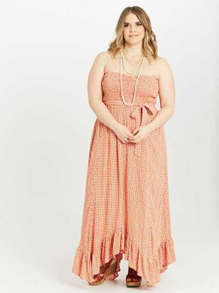 Audrina Maxi Dress - A'Beautiful Soul