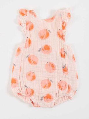 Tullabee Just Peachy Sunsuit - A'Beautiful Soul