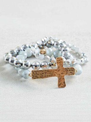 Cross My Heart Bracelets - A'Beautiful Soul
