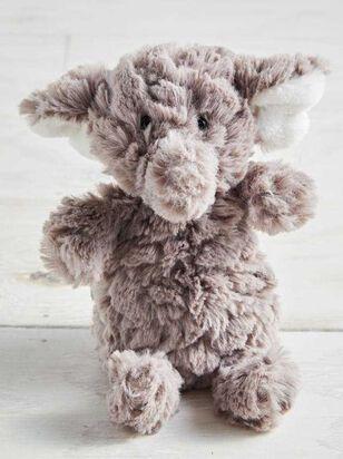 Tullabee Baby Elephant Plush - A'Beautiful Soul