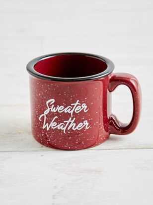 Sweater Weather Campfire Mug - A'Beautiful Soul