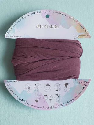 Rose Taupe Hair Bandeau - A'Beautiful Soul