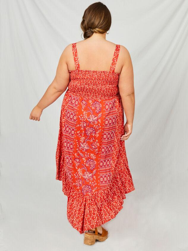 Coco Maxi Dress Detail 3 - A'Beautiful Soul