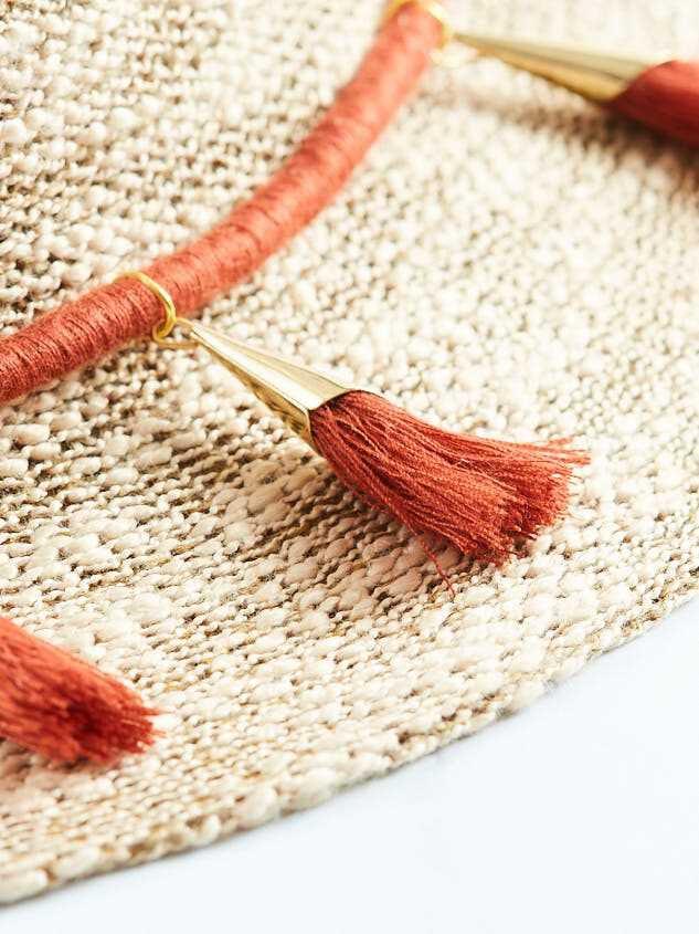 Spice of Life Panama Hat Detail 4 - A'Beautiful Soul