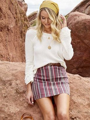 Dreamin' in Thermal Fringe Top - A'Beautiful Soul
