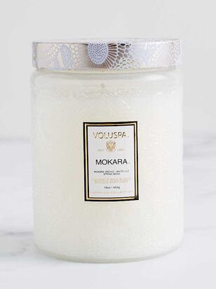 Mokara Jar Candle - A'Beautiful Soul