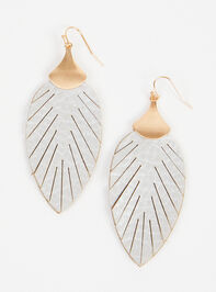 Anouk Earrings Detail 2 - A'Beautiful Soul