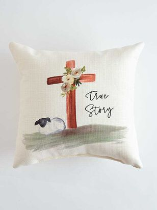 True Story Pillow - A'Beautiful Soul