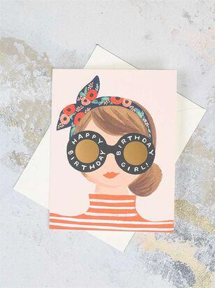 Happy Birthday Girl Card - A'Beautiful Soul