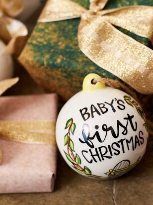 Baby's First Christmas - 2019 Ornament - A'Beautiful Soul