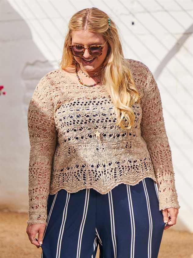 Stratton Sweater - A'Beautiful Soul