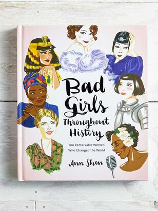 Bad Girls Throughout History - A'Beautiful Soul