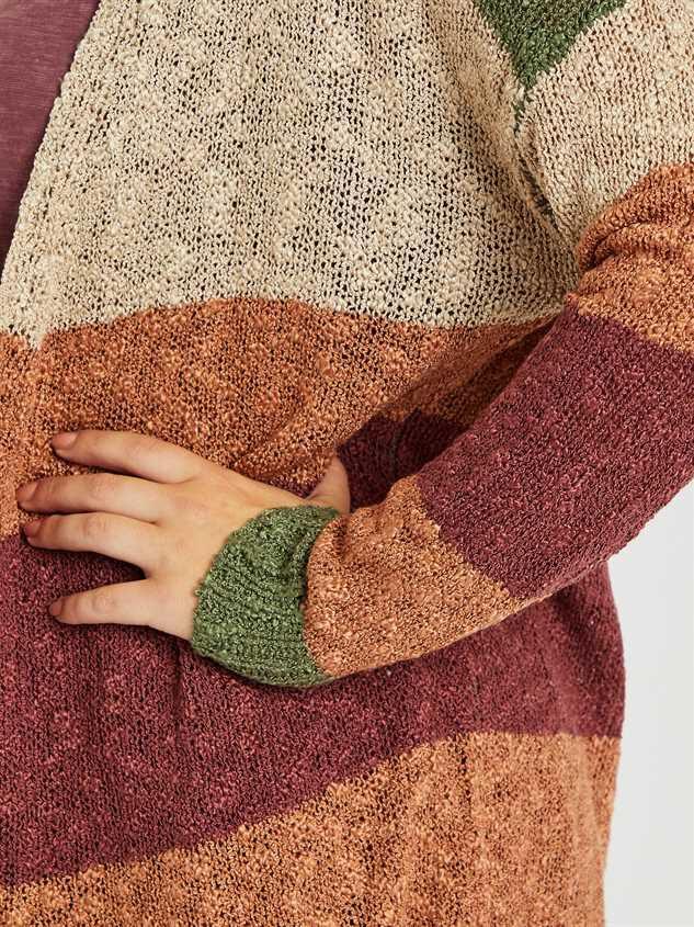 Tori Cardigan Sweater Detail 4 - A'Beautiful Soul