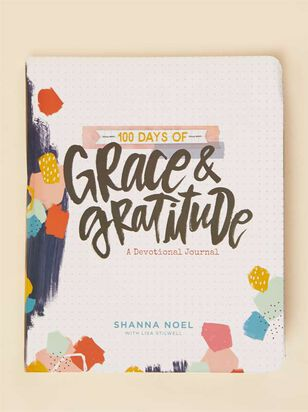 100 Days of Grace and Gratitude Devotional Journal - A'Beautiful Soul
