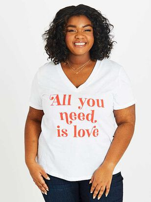 All You Need is Love Top - A'Beautiful Soul