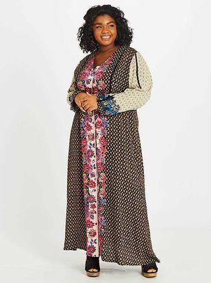 Zara Maxi Dress - A'Beautiful Soul