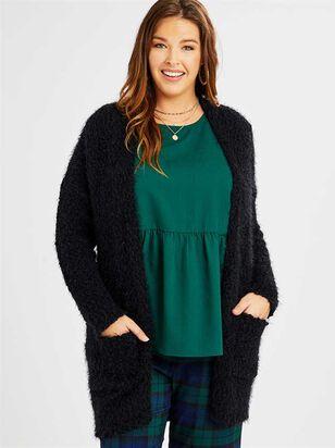 Lovely Lash Cardigan Sweater - A'Beautiful Soul