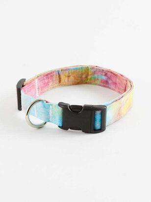 Bear & Ollie's Tie Dye Collar - A'Beautiful Soul