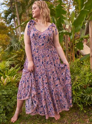 Peyton Maxi Dress - A'Beautiful Soul