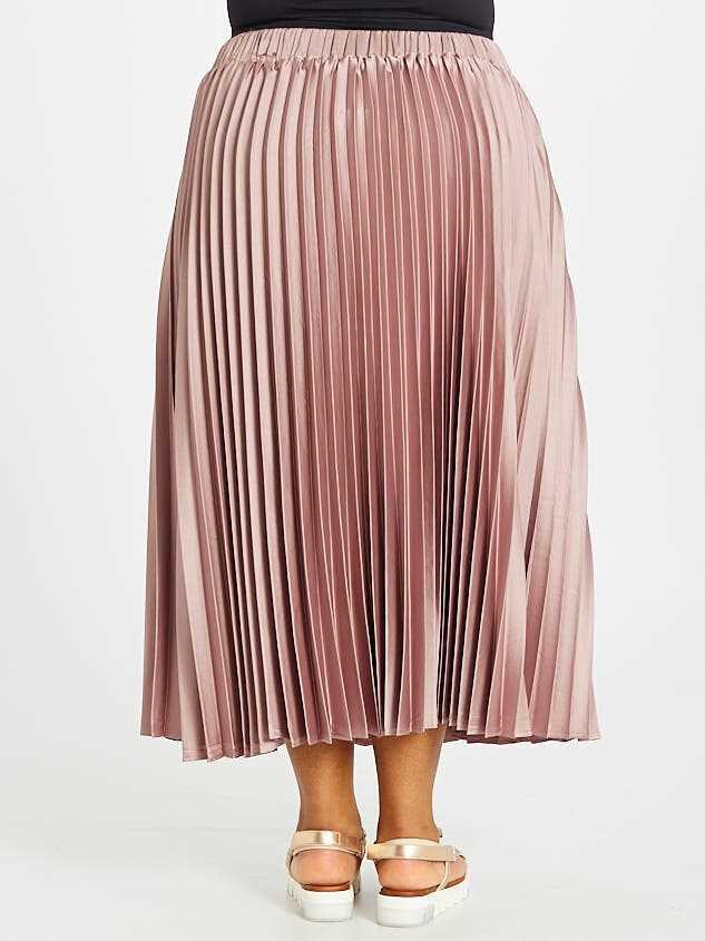 Avenue Midi Skirt Detail 4 - A'Beautiful Soul
