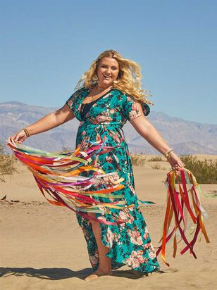 Wardley Maxi Dress - A'Beautiful Soul