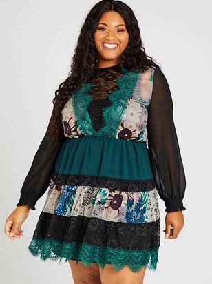 Brielle Dress - A'Beautiful Soul