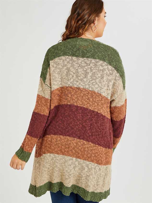 Tori Cardigan Sweater Detail 3 - A'Beautiful Soul