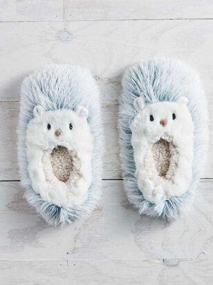 Hedgehog Slippers - A'Beautiful Soul