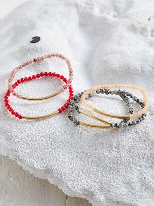 Lucille Bracelets - A'Beautiful Soul
