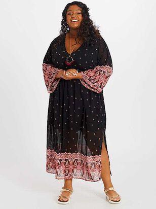 Bronson Midi Dress - A'Beautiful Soul