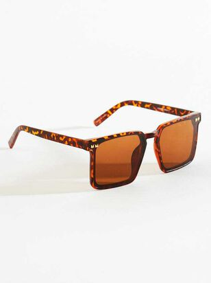 Kelsey Sunglasses - Brown Tortoise - A'Beautiful Soul