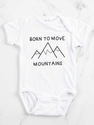 Tullabee Move Mountains Onesie - A'Beautiful Soul