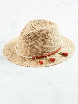 Spice of Life Panama Hat - A'Beautiful Soul