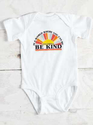 Tullabee Be Kind Onesie - A'Beautiful Soul