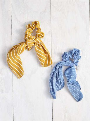 Versatile Scrunchy – 2 pack - A'Beautiful Soul