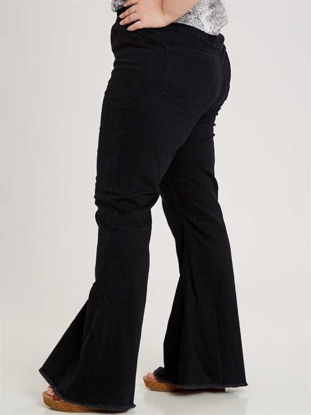 Jackie Flare Pants Detail 2 - A'Beautiful Soul