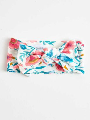 Tullabee Vintage Floral Headband - A'Beautiful Soul