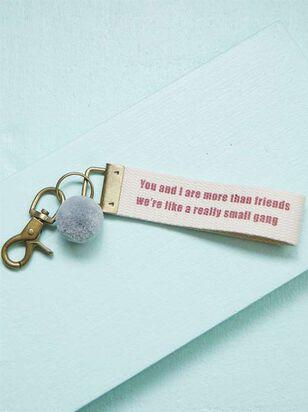 Small Gang Keychain - A'Beautiful Soul