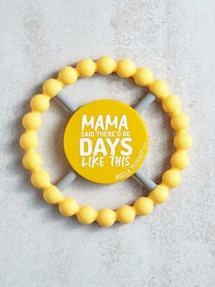 Tullabee Days Like This Teething Ring - A'Beautiful Soul