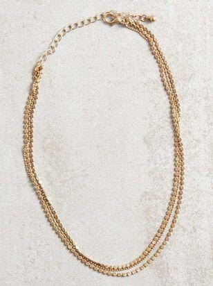 Ambiance Choker Necklace - A'Beautiful Soul