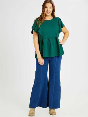 Dionne Flare Pants - A'Beautiful Soul