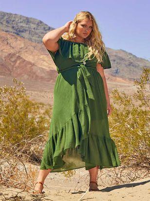 Waverly Maxi Dress - A'Beautiful Soul