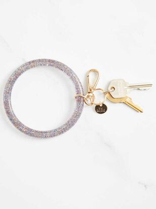 Be Kind Ring Keychain - A'Beautiful Soul