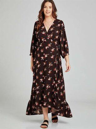 Amber Maxi Dress - A'Beautiful Soul