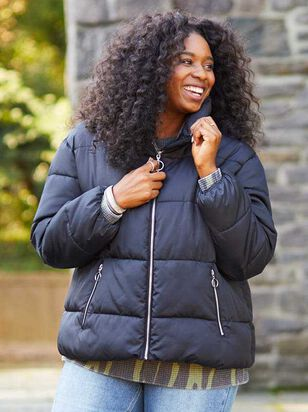 Alpine Puffer Jacket - A'Beautiful Soul