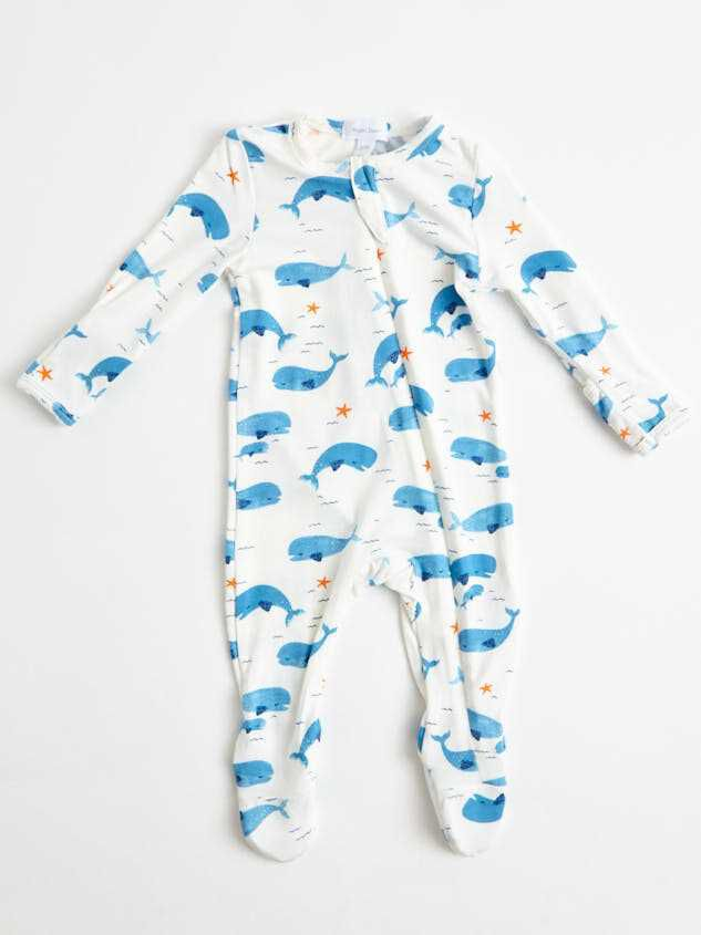 Tullabee Whale Onesie - A'Beautiful Soul