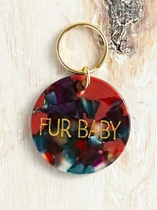 Bear and Ollie's Fur Baby Dog Tag - A'Beautiful Soul