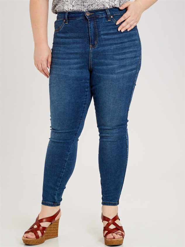 Eveleigh Jeans Detail 2 - A'Beautiful Soul